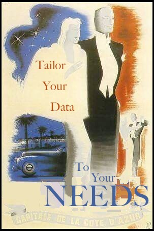 Taylor-your-Data