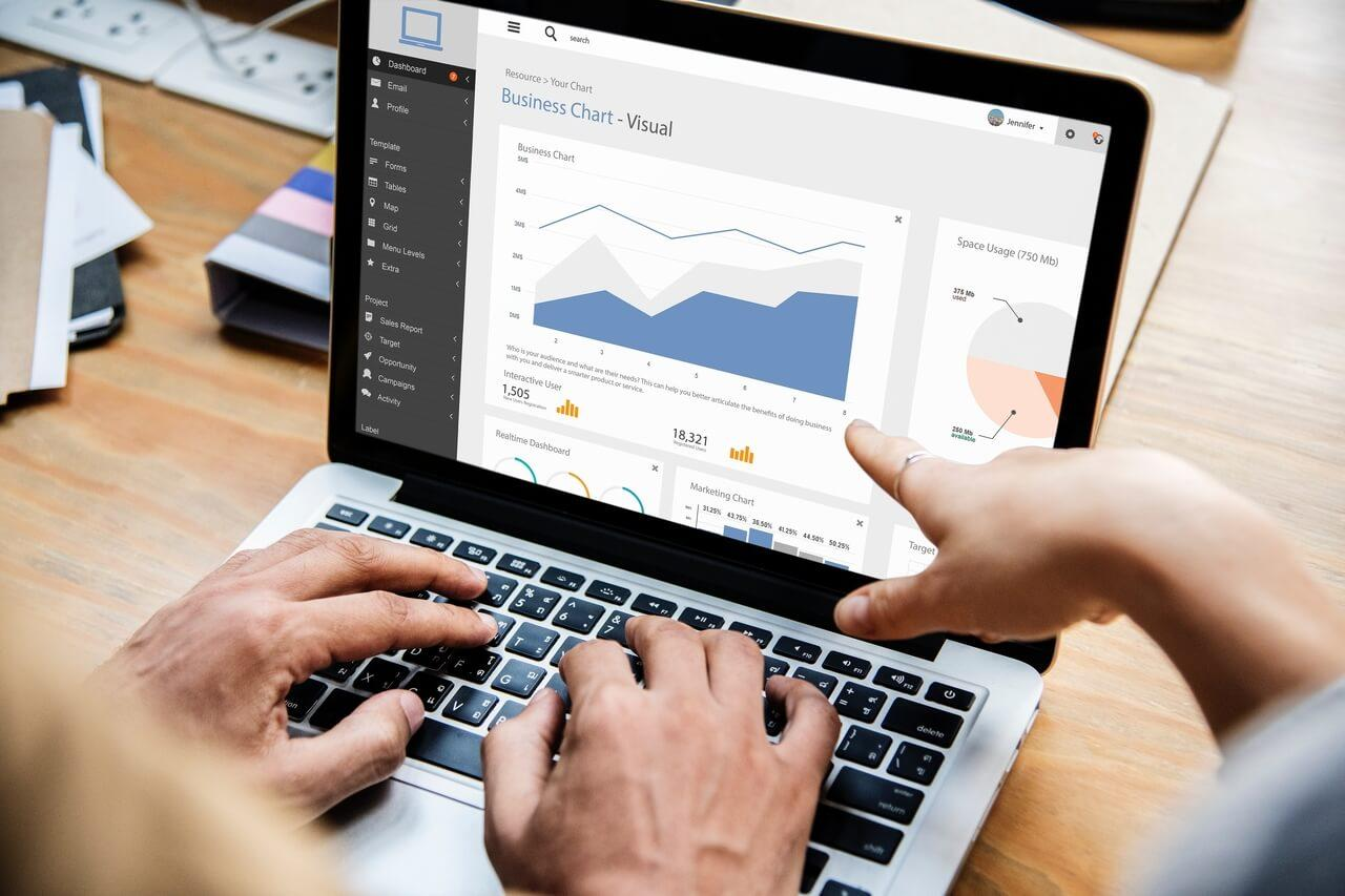 Business insights from data analytics
