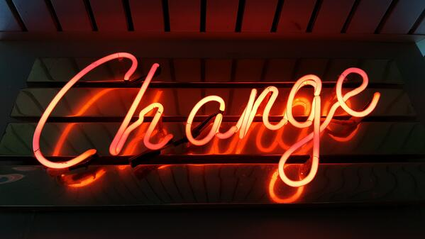 technology fosters change management