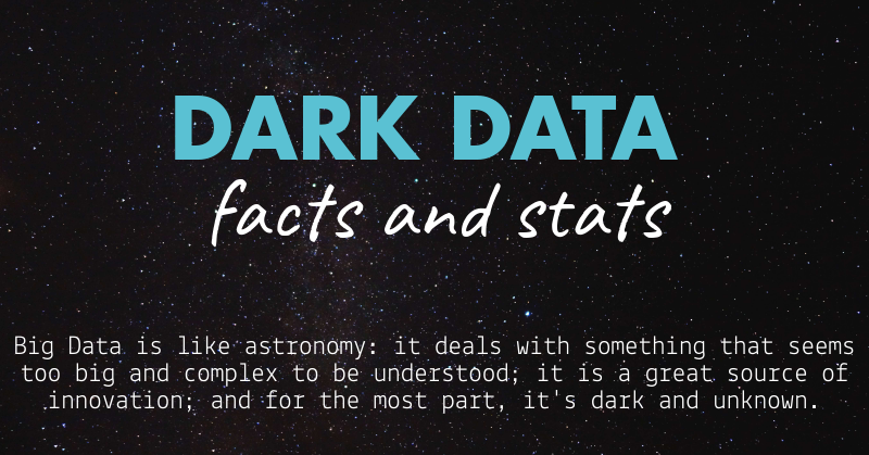 dark data infographic cover image