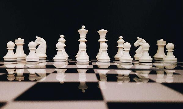 data strategy is like a game of chess