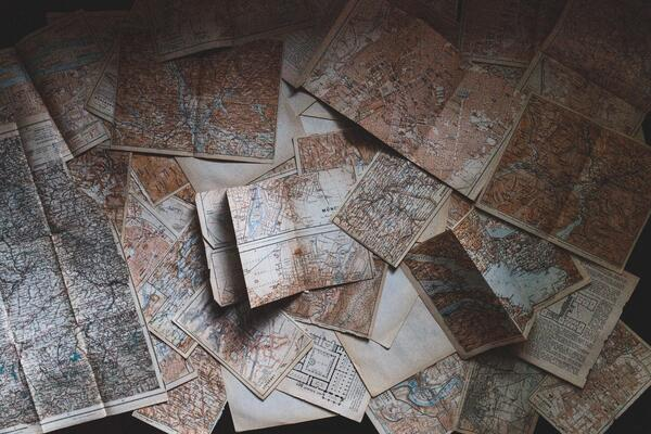 data for personalization: maps on the ground - travel industry