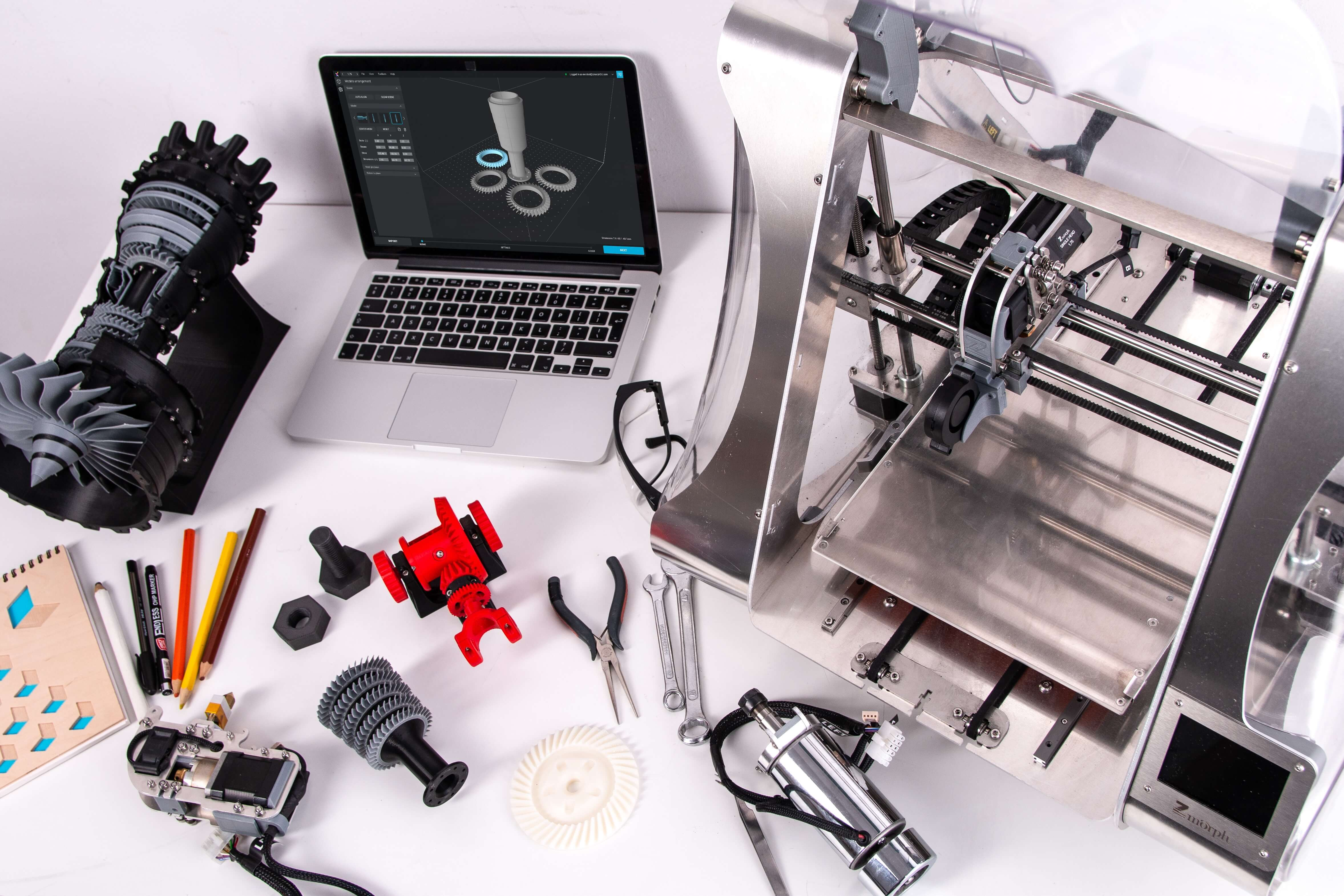virtual manufacturing, 3d printing and other manufacturing technological trends