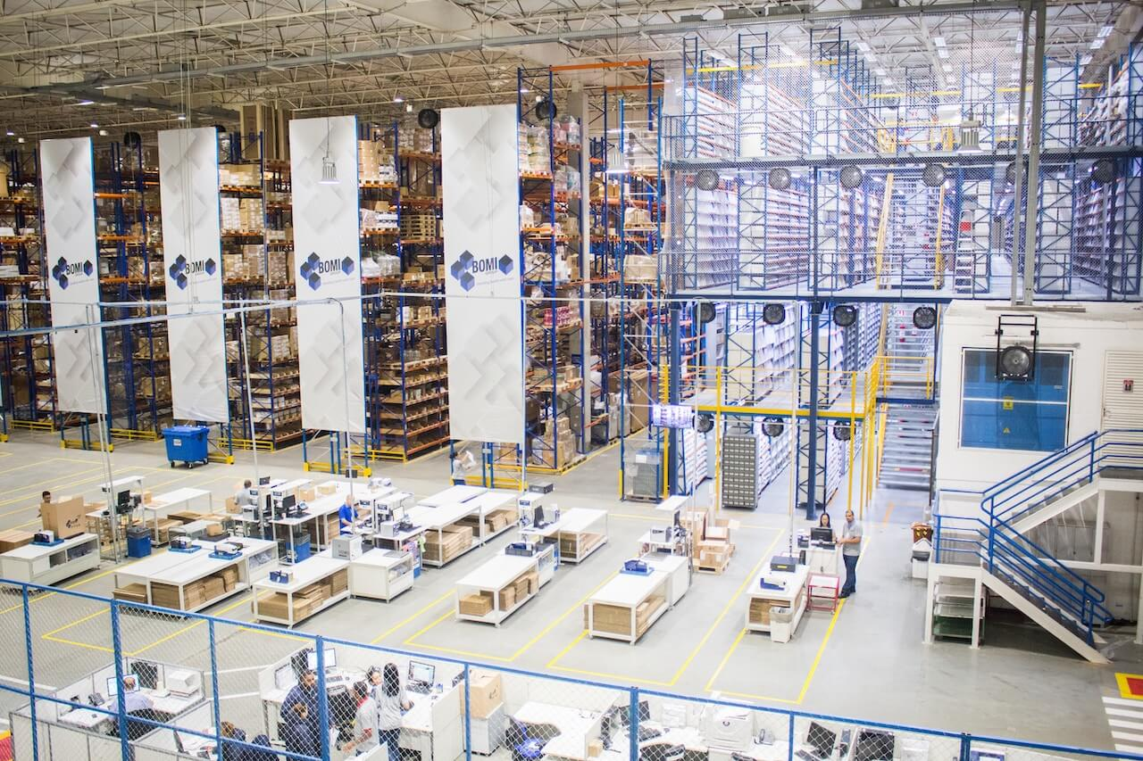 Future innovations in warehousing